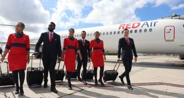RED Air apuesta por el talento local para lanzar sus vuelos
