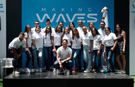 Making Waves Academy celebra su tercer aniversario