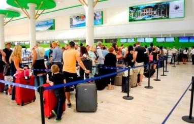 Turismo estima el país recibirá más de 4.8 millones de visitantes este año