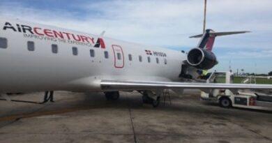 Así mantiene Air Century sus operaciones entre SD y La Habana en septiembre