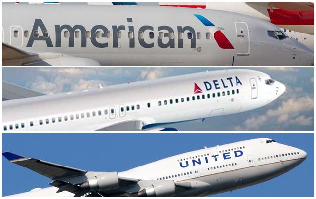 Delta, United, American, Jetblue y Southwest bajan pasaje de repente