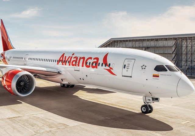 Acciones de Avianca Holdings caen 45% durante la última semana