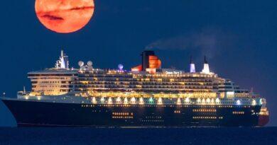 Cunard modifica cruceros que zarpan desde Puerto de Southampton