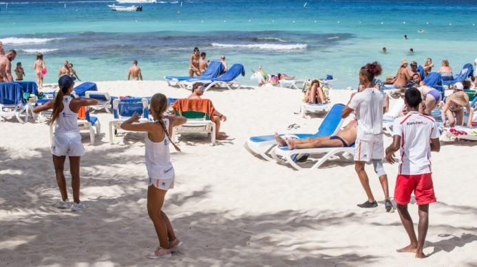 Collado destaca que en los polos turístico no se han producido robos ni atracos