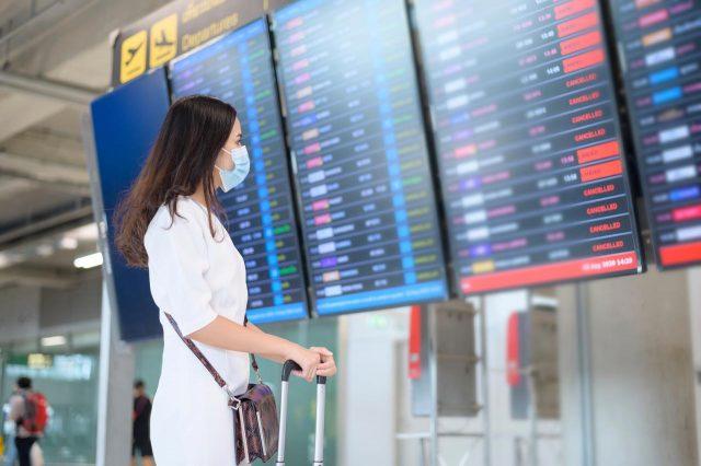 Delta alarma con que ni la mitad del viajero de trabajo volvió a volar