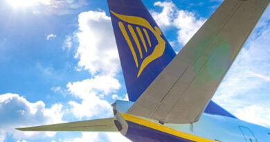 """Ryanair pide 'slots' de Iberia-Air Europa: """"No es creíble que Volotea sea competencia"""""""