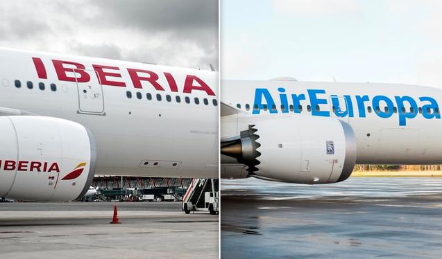 Iberia afronta una nueva rebaja en el precio de compra de Air Europa