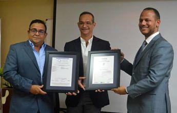 Las empresas Famosa y Jaja son reconocidas con certificación ISO