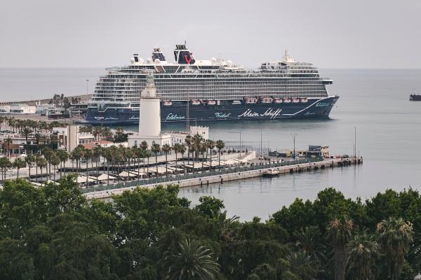 Puerto de Málaga tiene previsto recibir 17 escalas de cruceros durante septiembre