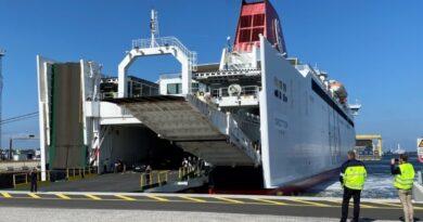 Nace nueva línea de ferry entre Rostock y Nynäshamn