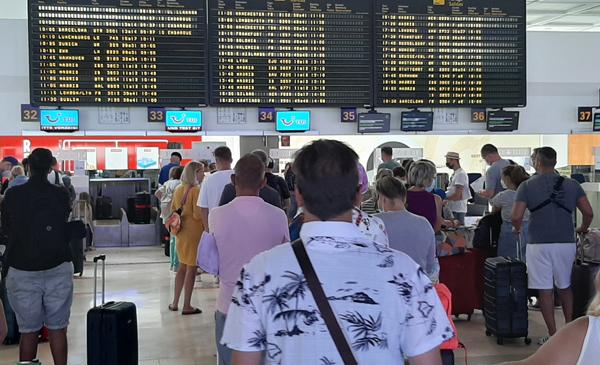 Despega el turismo alemán en España en octubre y noviembre