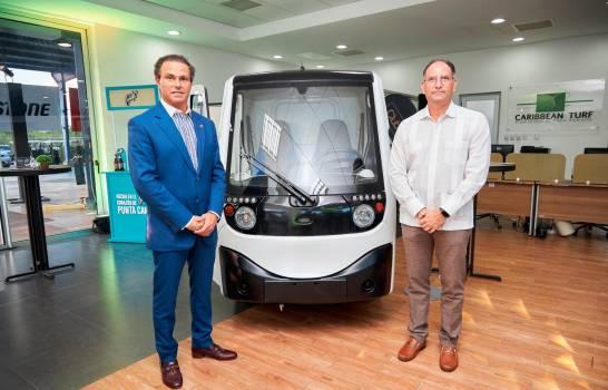 Presentan nuevo vehículo utilitario eléctrico de calle
