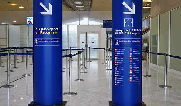 """El veto de España y la UE a los viajeros de Estados Unidos, """"un paso atrás"""""""