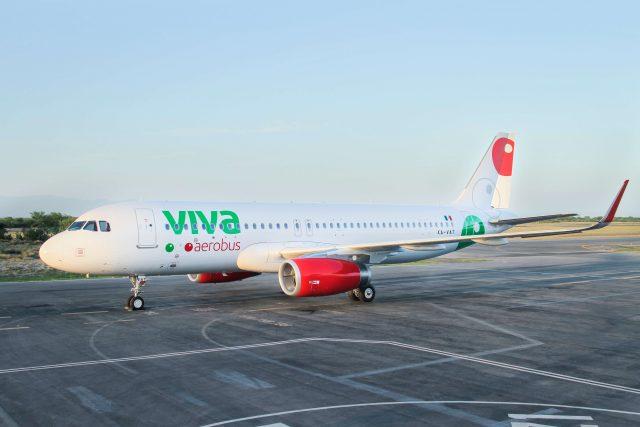 Viva Aerobus aumenta oferta en ruta Bogotá – Ciudad de México