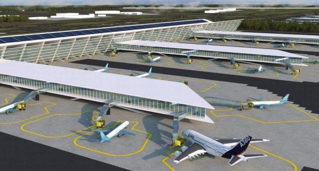 Aeropuerto AMLO-Santa Lucía, sin vuelos a seis meses del estreno