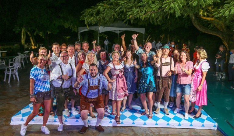 Promueven atractivos de POP y Samaná ante 45 agentes de viajes de Alemania