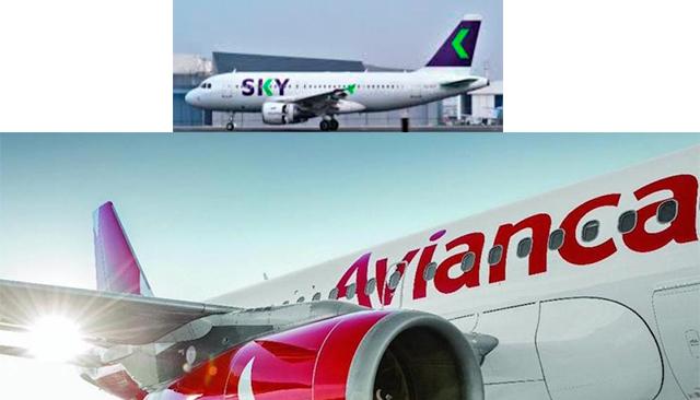 Fusión de Avianca y Sky: la low cost más grande de Latinoamérica