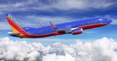 Caos con Southwest en USA al cancelar 1.800 vuelos