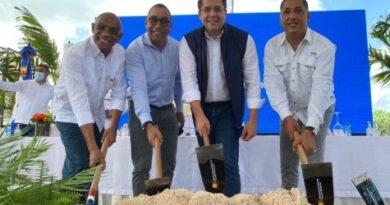 David Collado deja iniciado trabajos en Playa Macao con inversión de 53 millones de pesos
