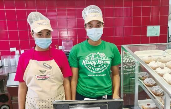 Krispy Kreme abre su décima tienda en San Isidro