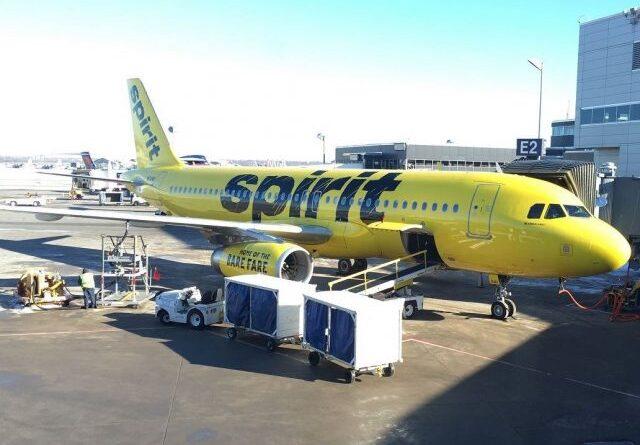 Spirit operará por primera vez desde el Aeropuerto de Miami