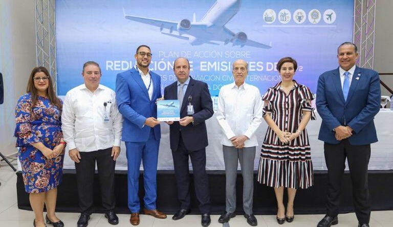IDAC pone en marcha plan para reducir emisiones de CO2 en la aviación