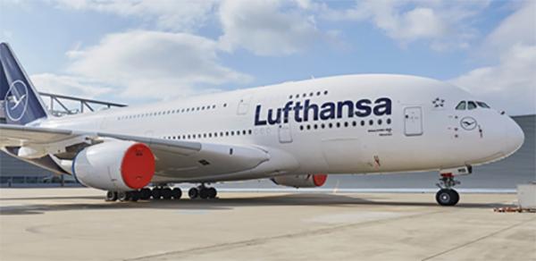 Lufthansa añade 130 vuelos a España para este otoño