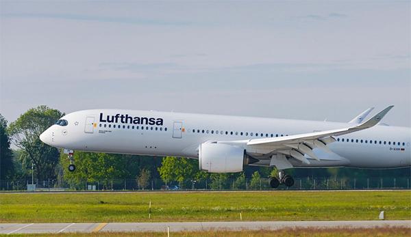 Lufthansa culmina una ampliación de capital de 2.162 millones