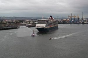 Puerto de Belfast llega a mil cruceros atendidos