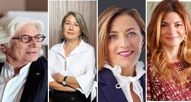 Fluxá, Riu, Piñero y Paola Rainieri en la gran cumbre del turismo