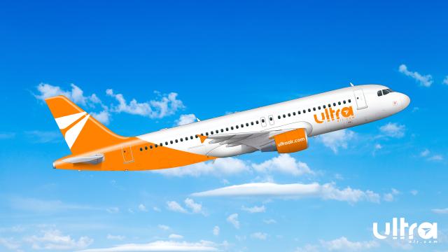 Ultra Air proyecta movilizar dos millones de pasajeros en 2022